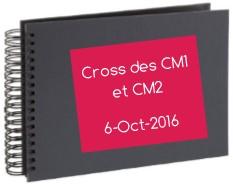 Cross des CM1 et CM2