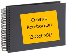 Cross rambouillet 12 oct 2017